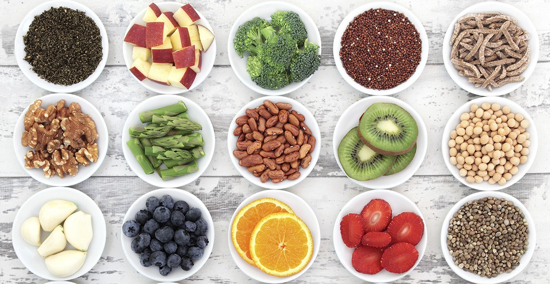 Superfoods recommended according to chinese medicine