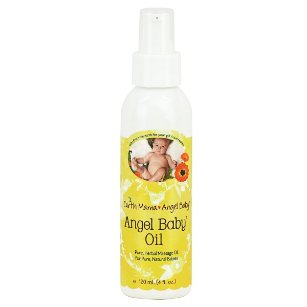 Angel Baby Oil 4oz
