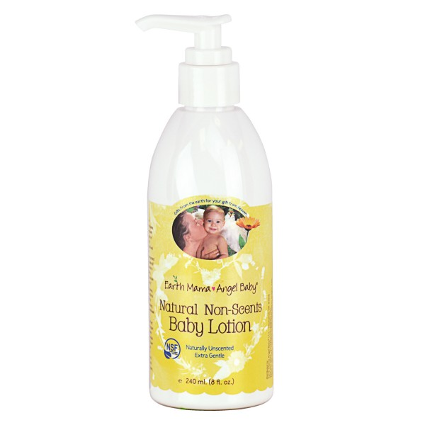 Natural Non-Scents Lotion 8oz
