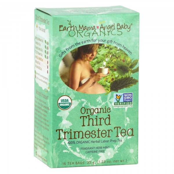 Earth Mama 3rd Tri Tea Side