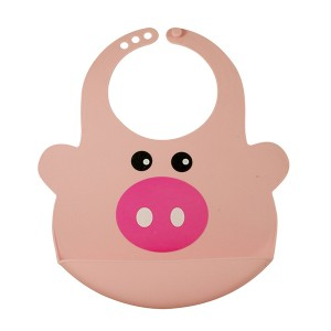 B7276 - Pinky Pig - Bib - High Res