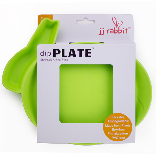 DipPlateGreenRabbitPkg