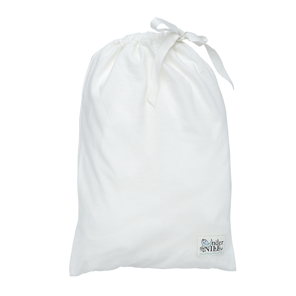 Fitted Crib Sheet Off-White