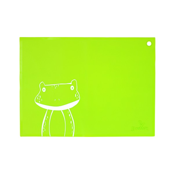 Placemat Green Frog