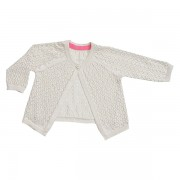 Pointelle Cardigan Moonstruck