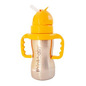 Thinkbaby Thinkster of Steel Sippy Bottle