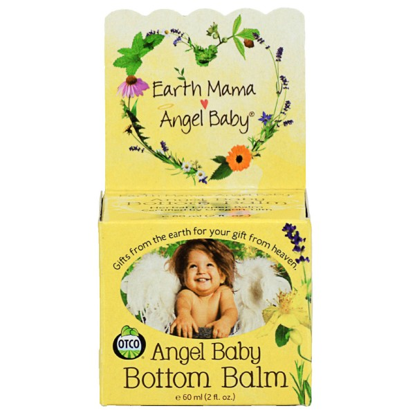 Angel Baby Bottom Balm 2oz Pkg