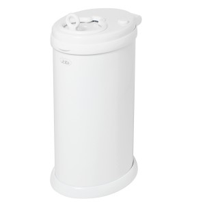 Diaper Pail White
