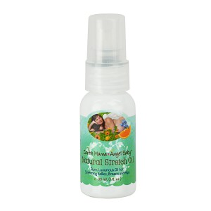 Earth Mama Natural Stretch Oil 1oz