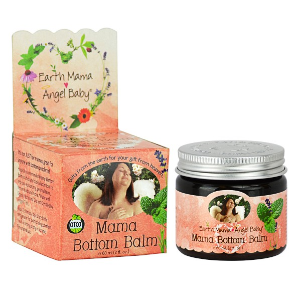 Mama Bottom Balm Jar