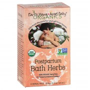 Postpartum Bath Herbs Side
