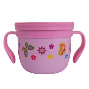 Snack Container Pink