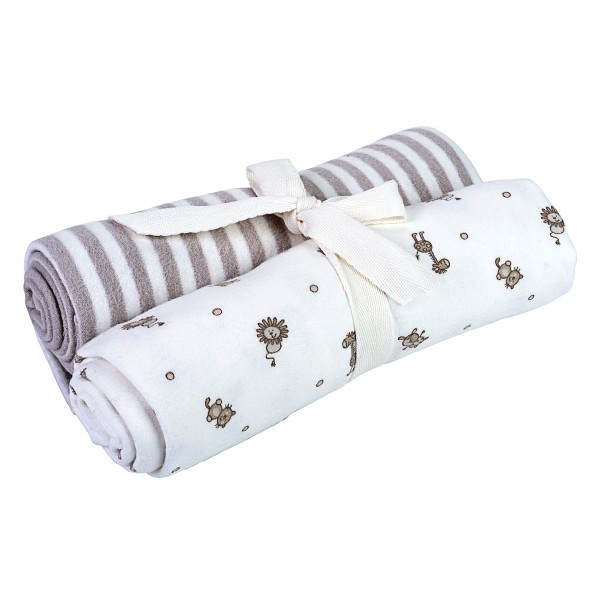Swaddle Set Animal Print