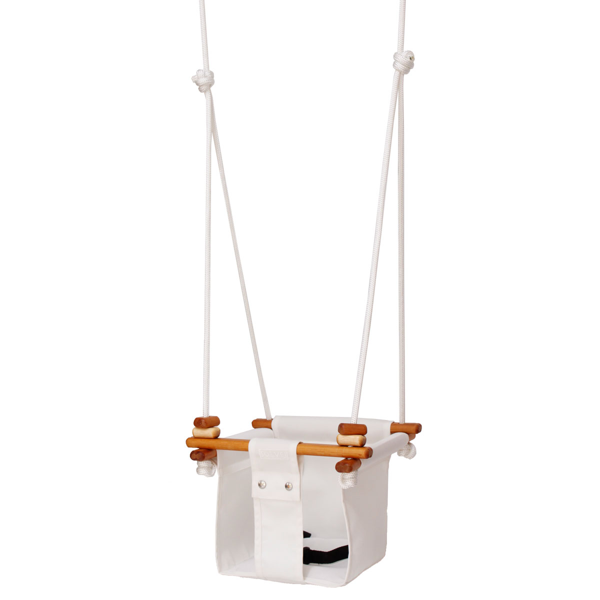 Solvej baby swing in White