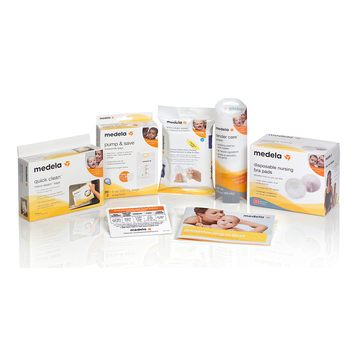 Medela Accessories Starter Set