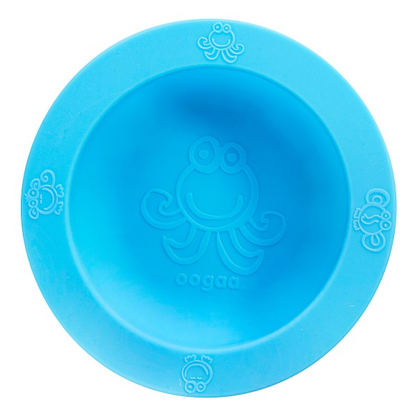 Single Bowl Blue