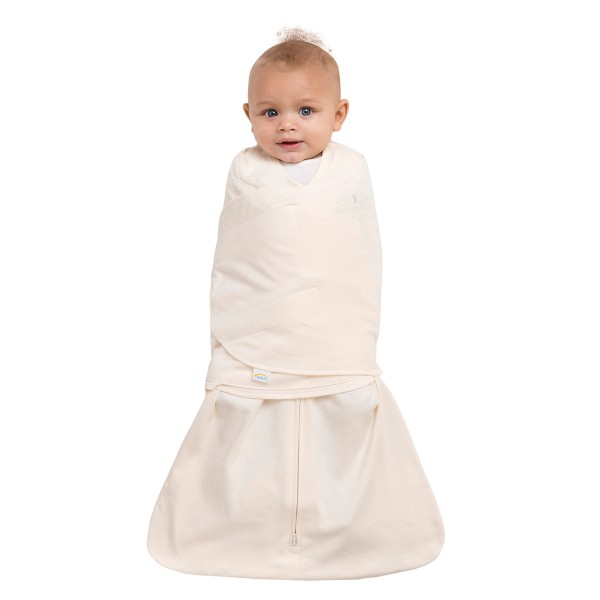 Organic Cotton Sleepsack Model1
