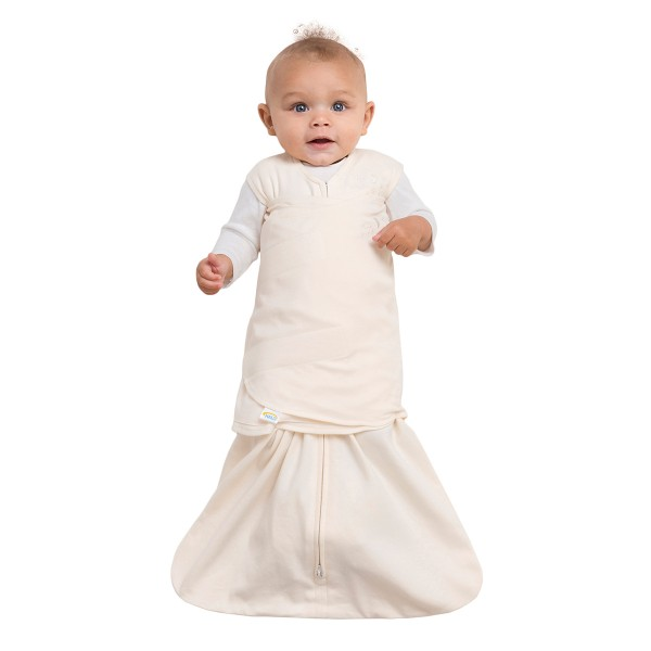 Organic Cotton Sleepsack Model2
