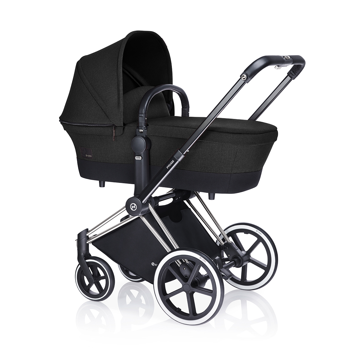 cybex priam lux 3 in 1 stroller thetot. Black Bedroom Furniture Sets. Home Design Ideas