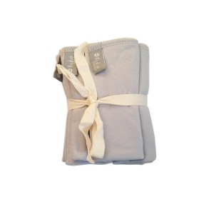 Kyte Baby Bamboo Washcloths in Storm Grey