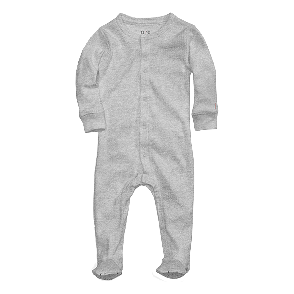 1212 Organic Footed Bodysuit