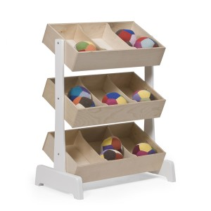 Oeuf toy Storage