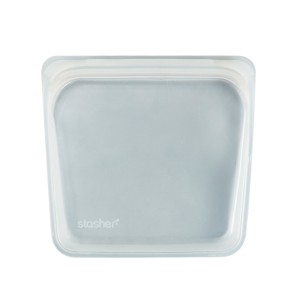 Stasher Silicone Bag in Clear
