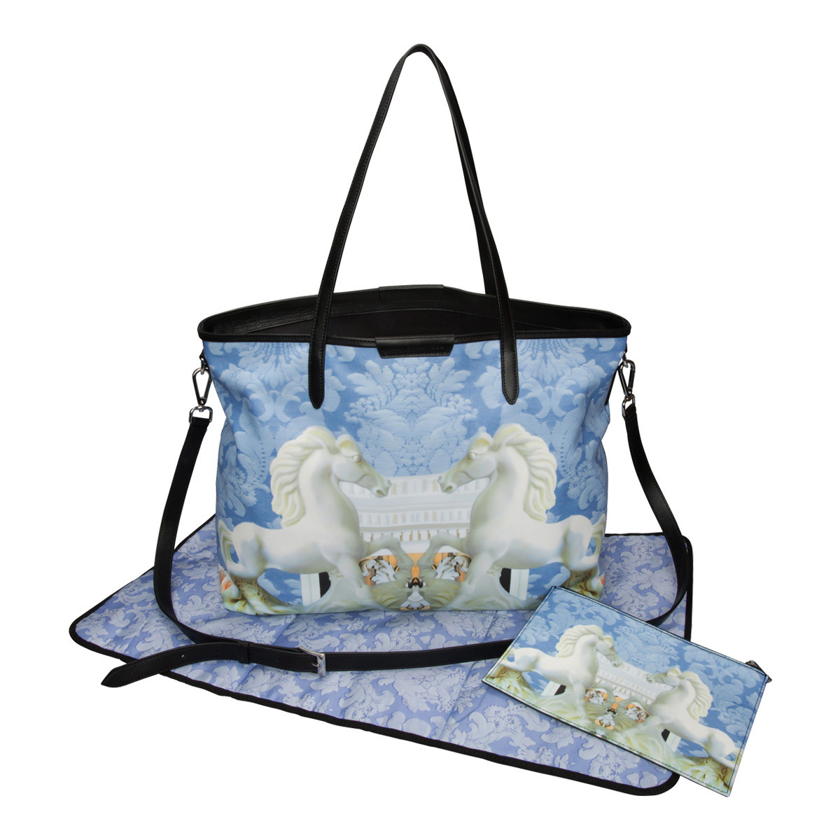 Mary Katrantzou Diaper Bag