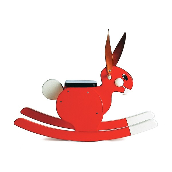 PlaysamRockingRabbitRed