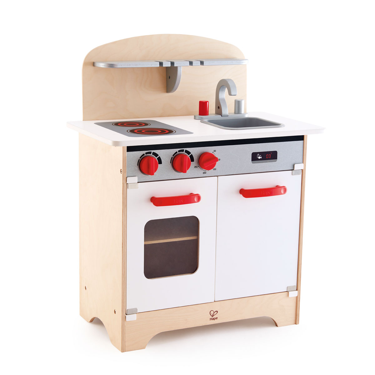 Hape Wooden Gourmet Play Kitchen