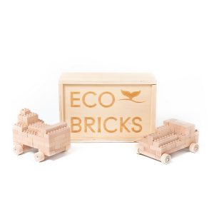 Once Kids Eco Bricks 90 Piece