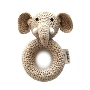 Cheengoo Elephant Rattle