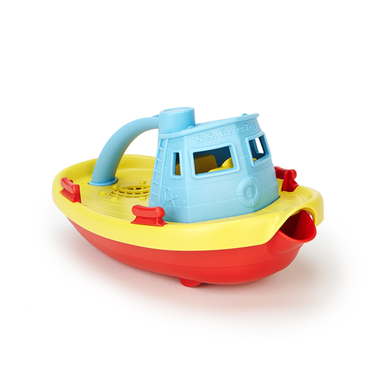 Green Toys Tugboat - TheTot