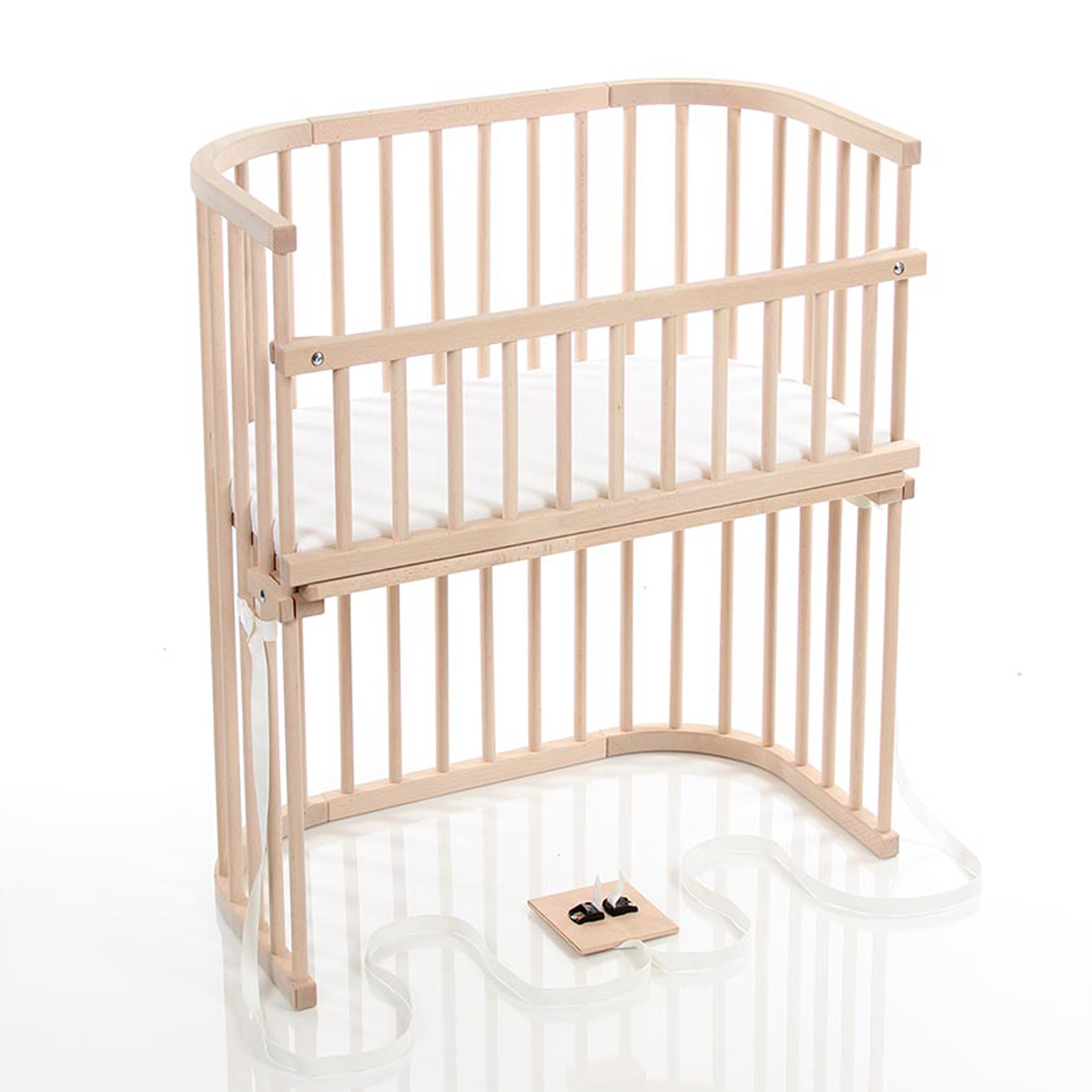 Babybay Organic Comfort Bedside Sleeper The Natural Thetot