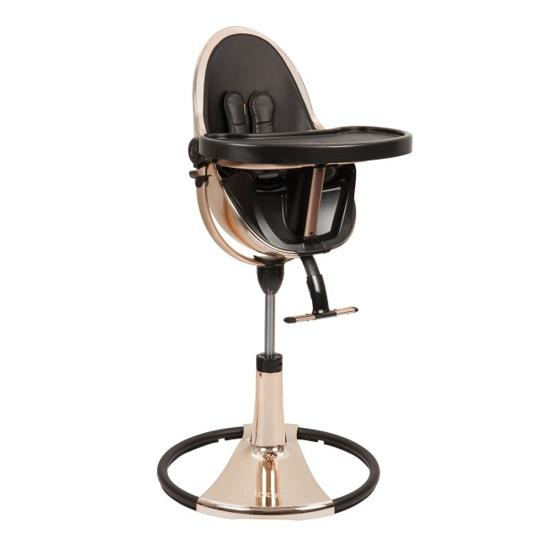 BloomFrescoHighchairSpecialEditionRoseGoldBlack3