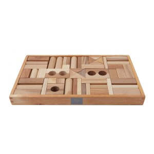 Wooden Story Natural Building Blocks
