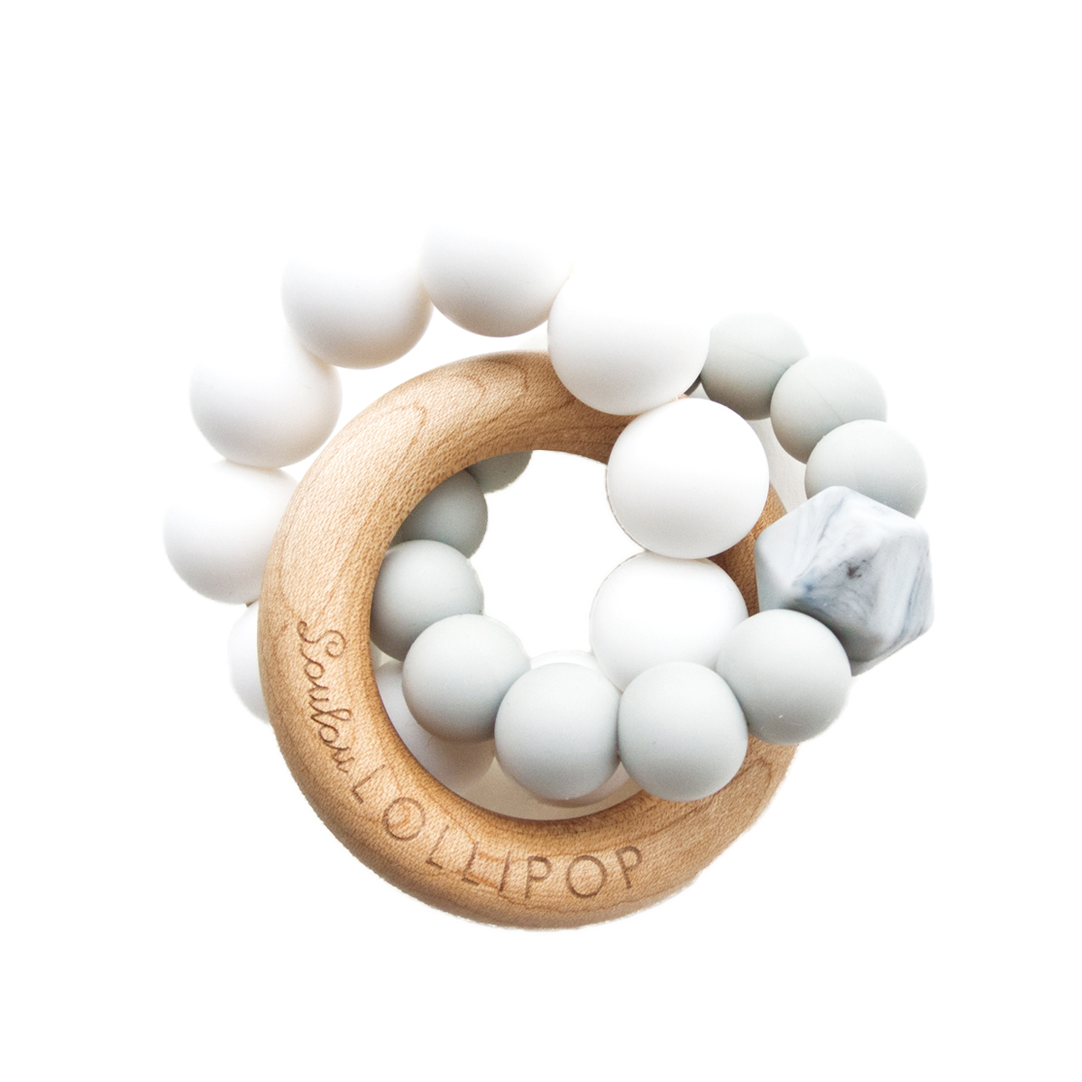 Loulou Lollipop Trinity Teether