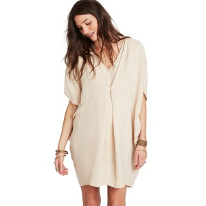 abe013c6f1520 Hatch's Nanda Dress is one of our favorite maternity pieces right now. The  elegant slouchy cut and cascading fold in the front are so flattering that  you'll ...