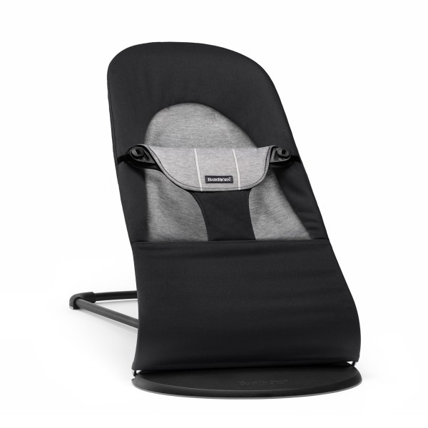 BabyBjornBouncerBalanceSoftBlackGranite