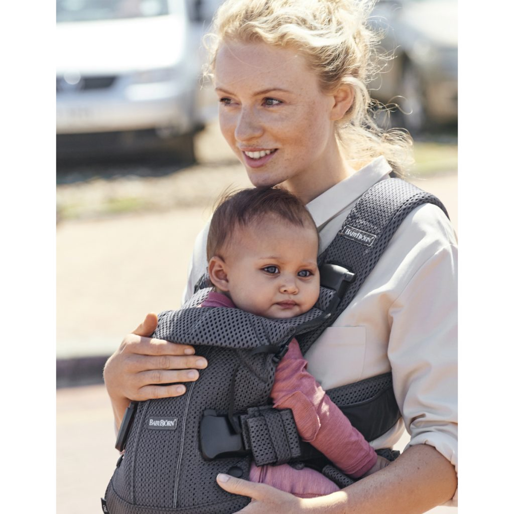 BABYBJORN Baby Carrier Anthracite
