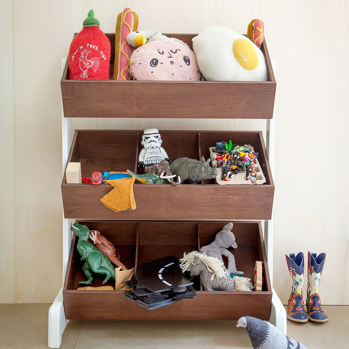 Oeuf Toy Storage - TheTot