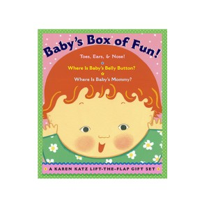 Babys Box of Fun Board Book Set