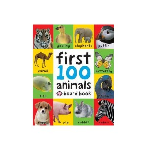 TinyBeeFirst100Animals