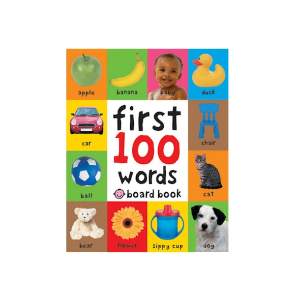 TinyBeeFirst100Words