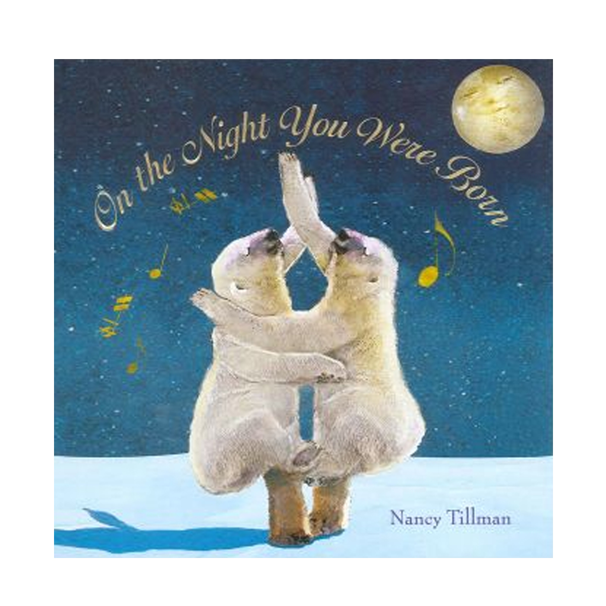 Tiny Bee Gift Co On The Night You Were Born Book