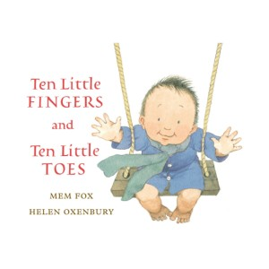 Tiny Bee Gift Co. Ten Little Fingers and Ten Little Toes Book