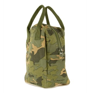 Fluf Zipper Lunch Bag Camo
