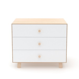 OeufSparrowDresser3DrawerBirch