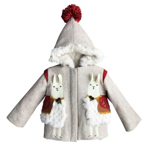 Little Goodall Llama Coat