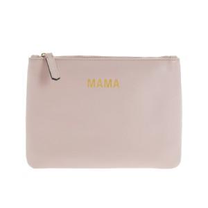Jem + Bea Mama Clutch Leather